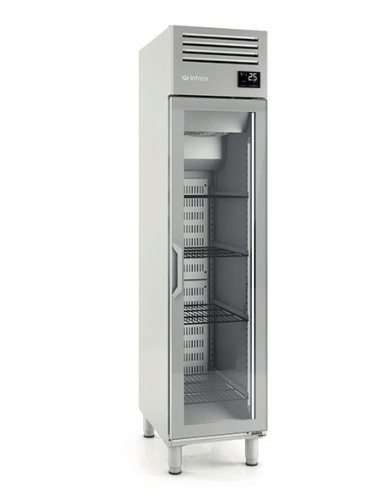 Infrico 1/1 Gastronorm Upright Refrigerator - AGN300-CR